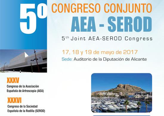 5º Congreso conjunto AEA-SEROD en Alicante